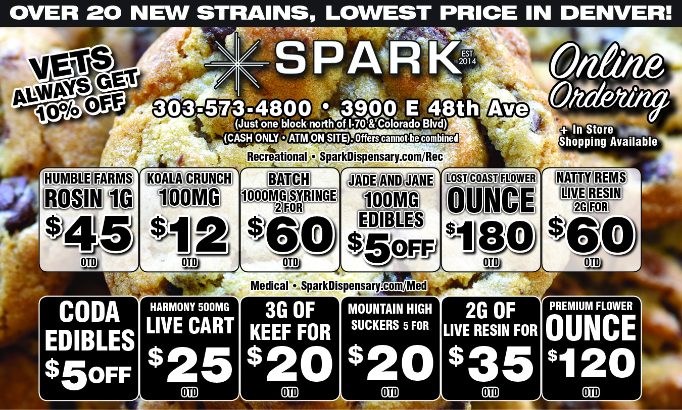 Westword Ad for 7/29 - 8/4