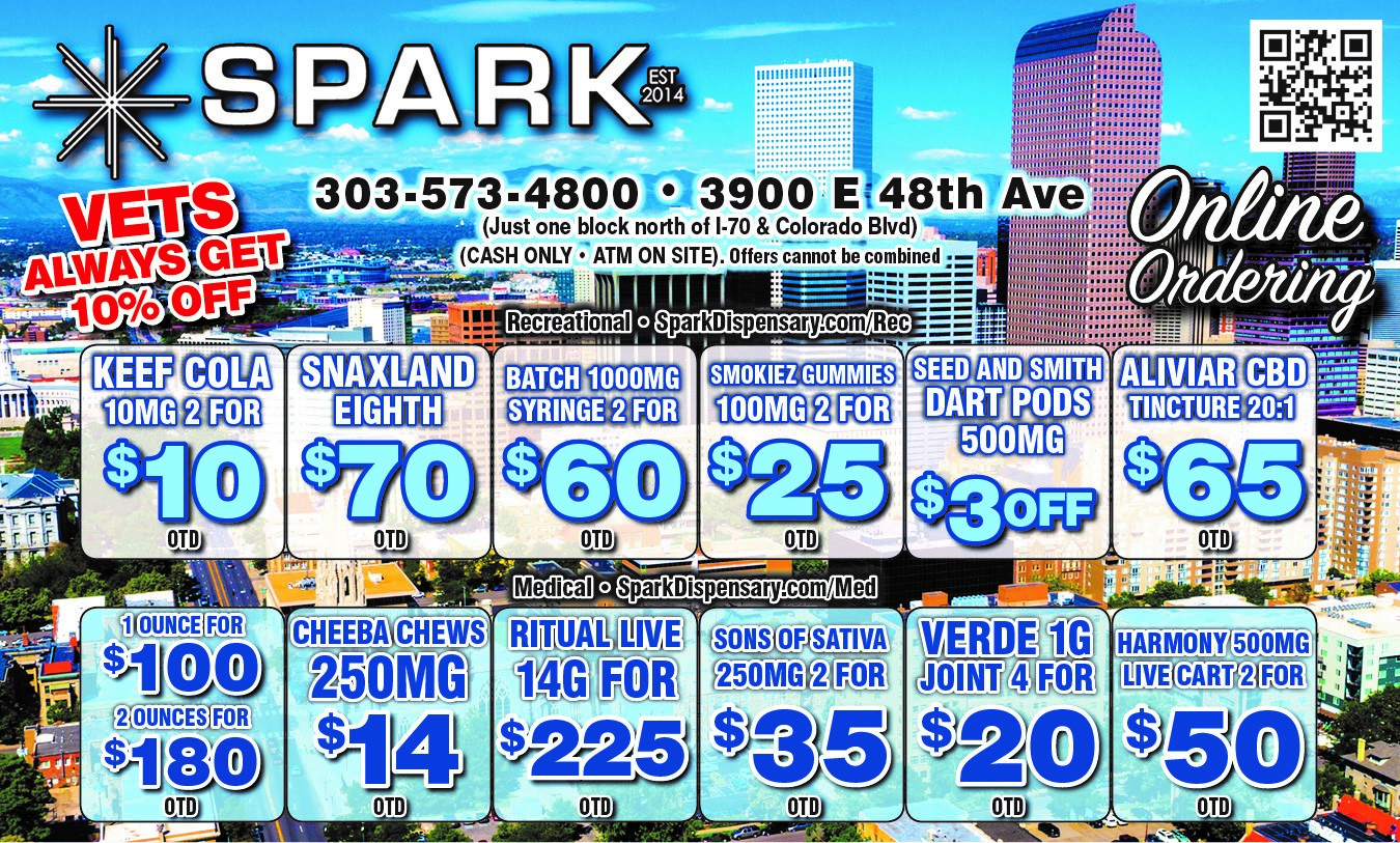 Westword Ad for 8/26- 9/1